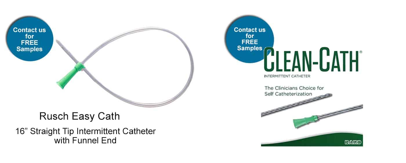 Straight Catheter